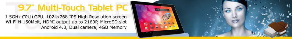 tablet pc zelig pad